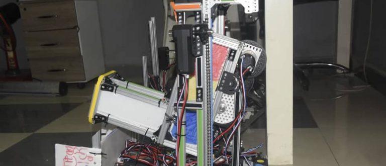 Article : Le futur de la robotique se joue au Tchad